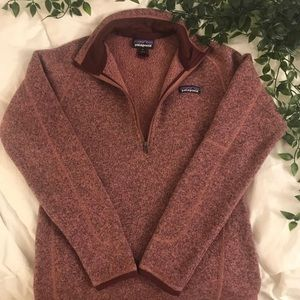 Patagonia Better 1/4 Zip Sweater S